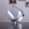 stemless crystal wine glass cup ,wine tumbler without stem