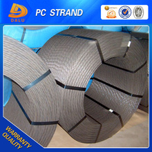 15.2mm PC Strand / stranded steel wire rope press machine