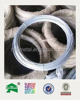 galvanized/ zinc coated iron wire for coat hanger making