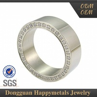 Best Quality Stainless Steel Balloon Ring