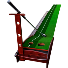 Portable Mini Golf Putter Mat