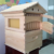 2018 Flow hive factory supply wooden honey bee hive for bees