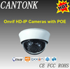 3MegPixel 1080P HD POE IP Dome CCTV Security Camera with ONVIF P2P