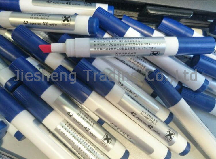 Japan Pacific Corona pen for plastic film test