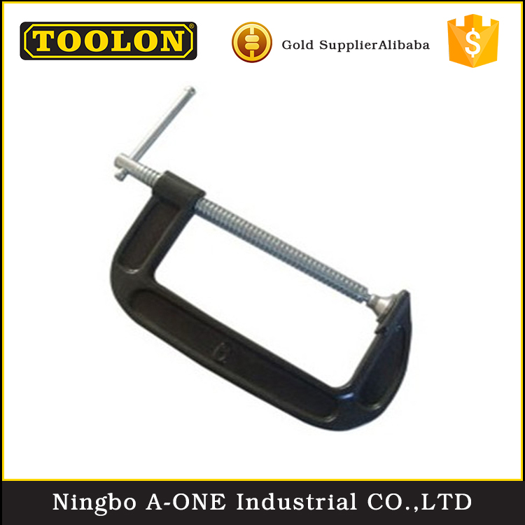 Popular General Purpose Holding G Clamps For Woodwork