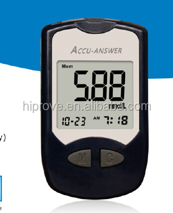 OEM blood glucose meter price
