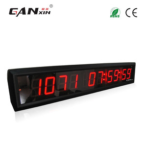 [Ganxin]1.8'' New Product Led Day Counter Countdown Timing Clock 9999 Days Countdown Event Timer