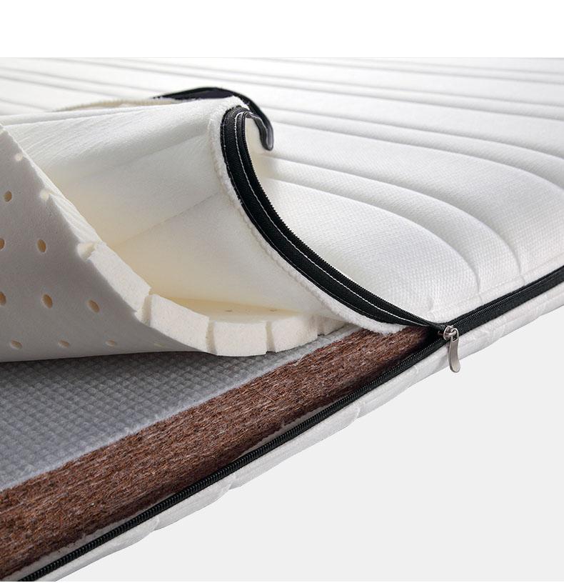 low cost natural coconut palm mattress best mattress for back pain bedroom mattress - Jozy Mattress | Jozy.net