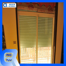 Reinforce Manual&Motorized Rolling Shutter Doors & Windows