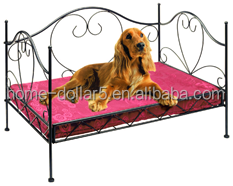 new style metal pet bed for dogs