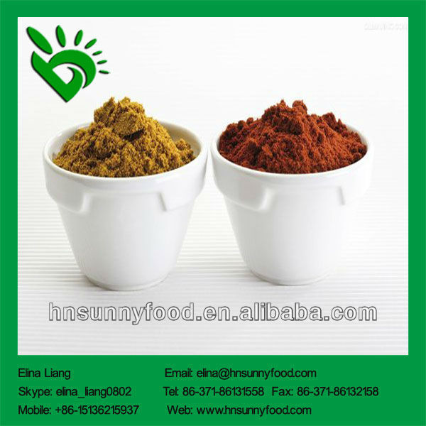2013 hot selling spicy red chilly powder