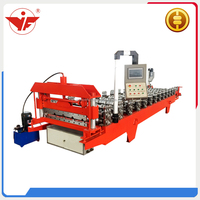 2017 Used Roofing Sheets Making Machine