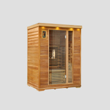 New Modern house design infrared sauna / sauna room/wooden house