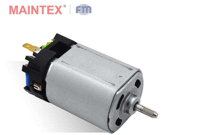 FM Brushed DC Motor for Washer Pump