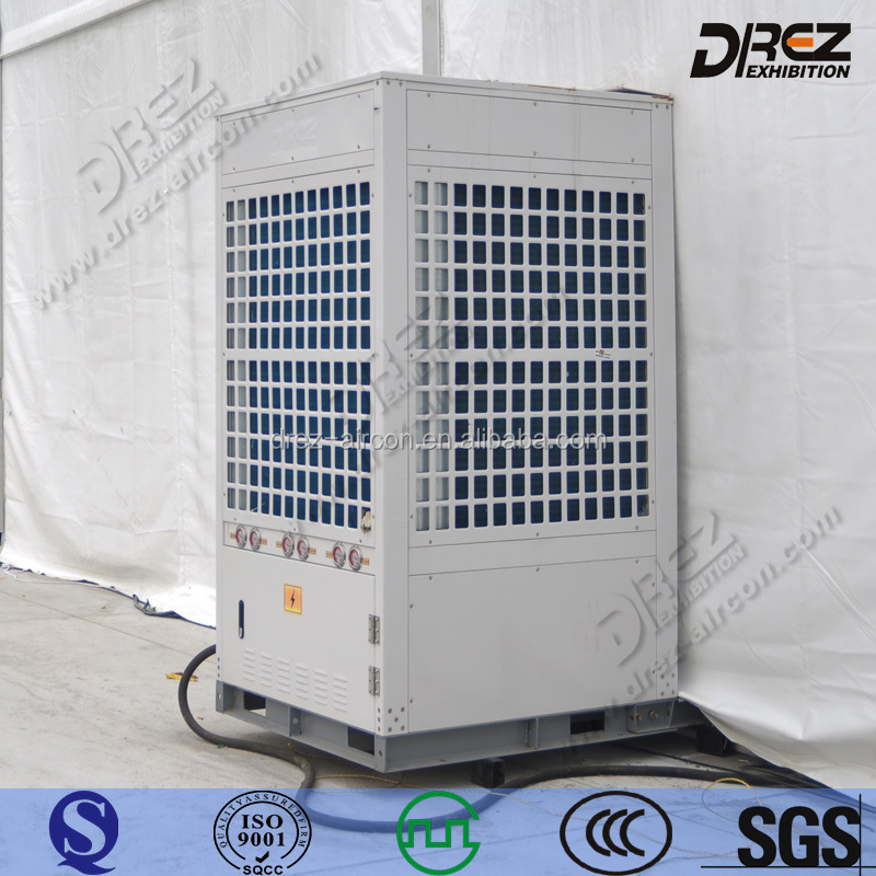 270000BTU 30 Ton Packaged Floor Standing Industrial Air Conditioning Unit for Exhibition Event Tent