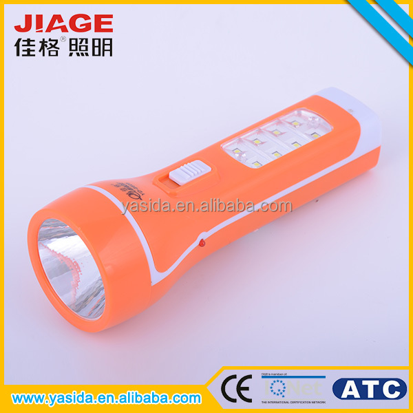 Chinese manufacture bright night light professional led torch for emergency