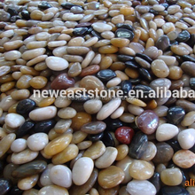 colored gravel for landscaping the peble wash stone