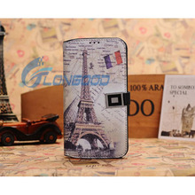 Classic Retro Flip Purse Leather Case for Samsung Galaxy S4 / i9500