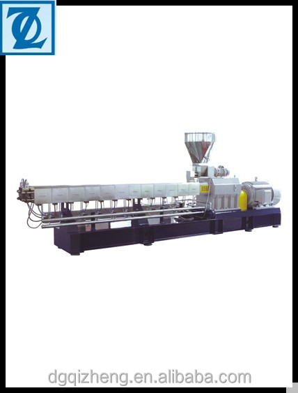 Co-rotating Twin-screw Extruder Pelletizing Machine for PP/PE/PET