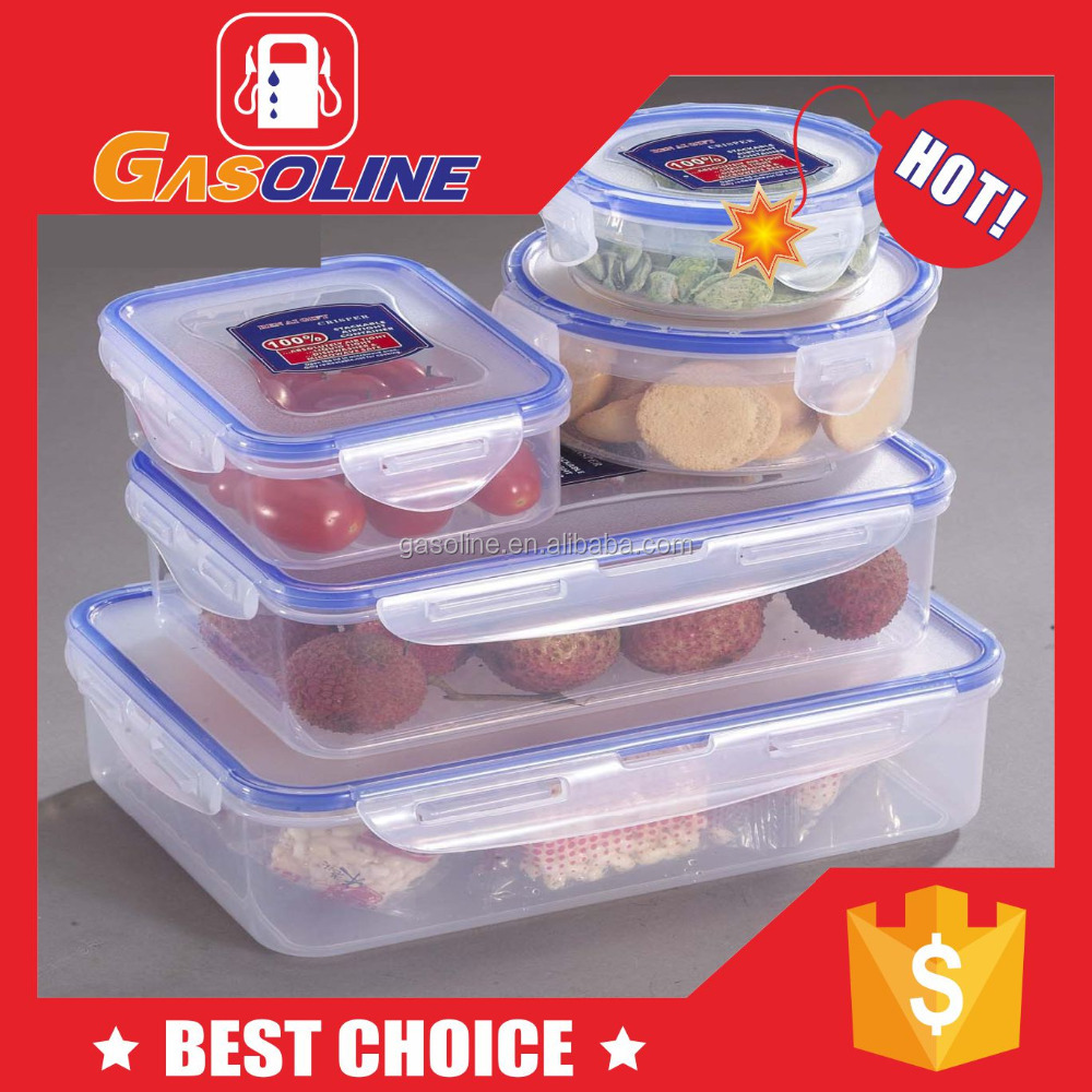 Customized unique design best sell food grade small container
