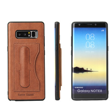 Phone Accesories Case For Samsung Galaxy Note 8 Leather Case