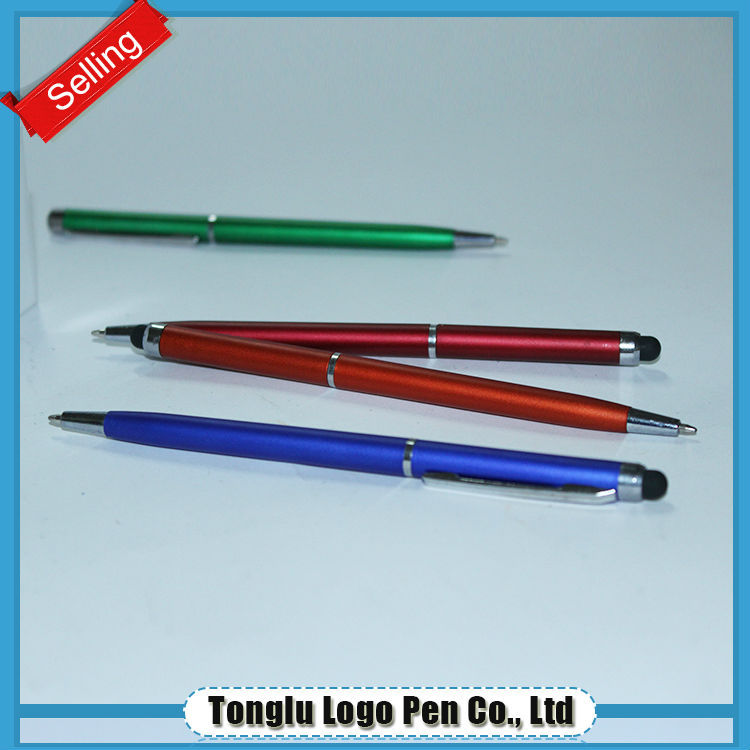 Factory offer stationery wholesale stretch stylus pen
