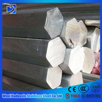 High quality carbon stainless steel hexagonal bar