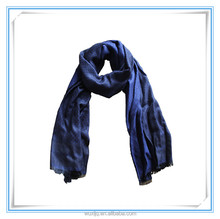 navy blue viscose scarf rayon shawl