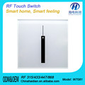 3 gang switch APP for iOS & Android phone wifi controlled light switch 220v