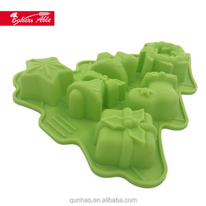 Durable Using Low Price Cake Multifunction Food Grade Using Silicone Molds