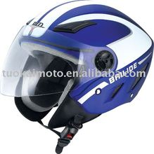 High quality adult half face dirt bike Helmet/moutain bike helmet with ECE certificate(TKH-226)