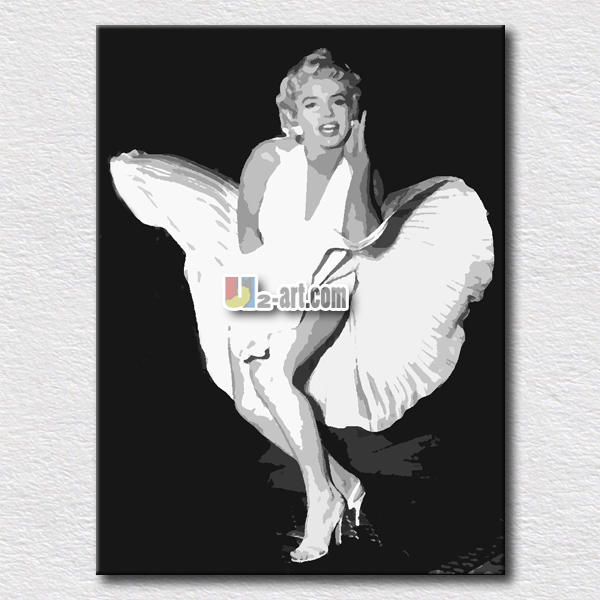Pop <strong>art</strong> hot sexy women picture Marilyn Monroe