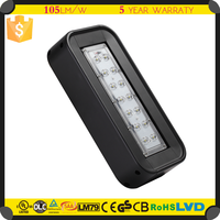 Meanwell Driver Waterproof Led Security Flood Light 70*150 Degree
