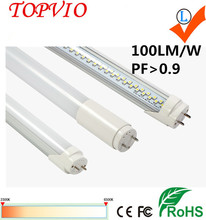 1.2m 4ft 1200mm 2012 most popular led tube with CE RoHS
