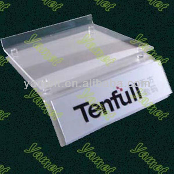 Plexiglass /Perspex/ PMMA/ Plastic /Acrylic Display Stand For PC