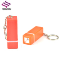 Cheap Price battery Operated zoom LED keychain