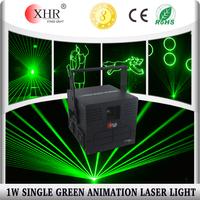 ILDA 1 watt 1000mw Green Laser Light Show Projector