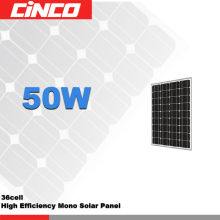 50W solar panel manufacturers in china, PV solar module 50w