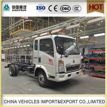 China made Diesel Fuel HOWO 4x2 10t light cargo truck for sale/jmc light truck