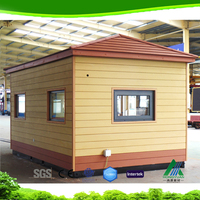 wpc wood house prefabricated wood plastic composite home from china suppliers