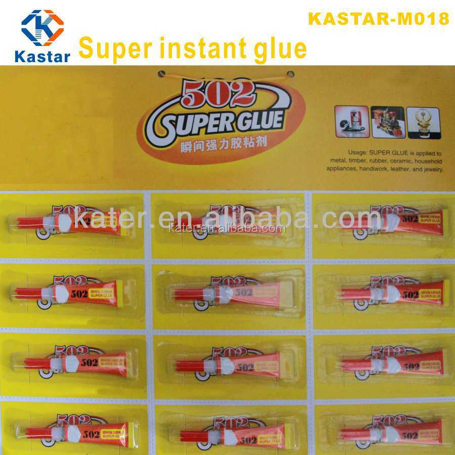 Cheap cyanoacrylate adhesive 502 super glue for shoes
