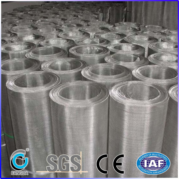 120 micron stainless steel mesh screen