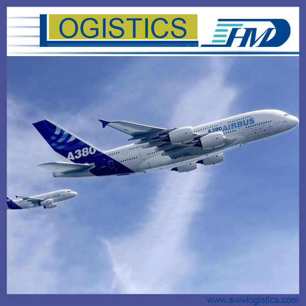 Air freight forwarding China to Canada door delivery service