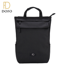 Fashion pattern reflective business waterproof backpack bag laptop for teenager