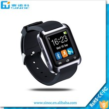 Wholesale promotion gift smart watch u8 low price china mobile phone U8 smart watch