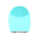 Guangdong factory supply high quality sonic vibrating silicone facial cleansing brush