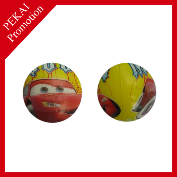 Cheap kidney shape stress ball for promotional gifts