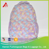 Hot China products wholesale lady love knapsack back zipper backpack