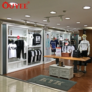 Hot New Dress Shirt Rack Display/Fabric Store Display/Clothing Display Stand For Clothes Shop