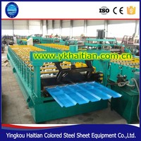 Steel Color Metal Roofing Panel Forming Machine for Sale
